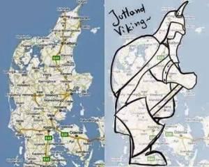 Jutland viking